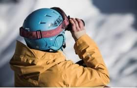 Шоломи для зимових видів спорту