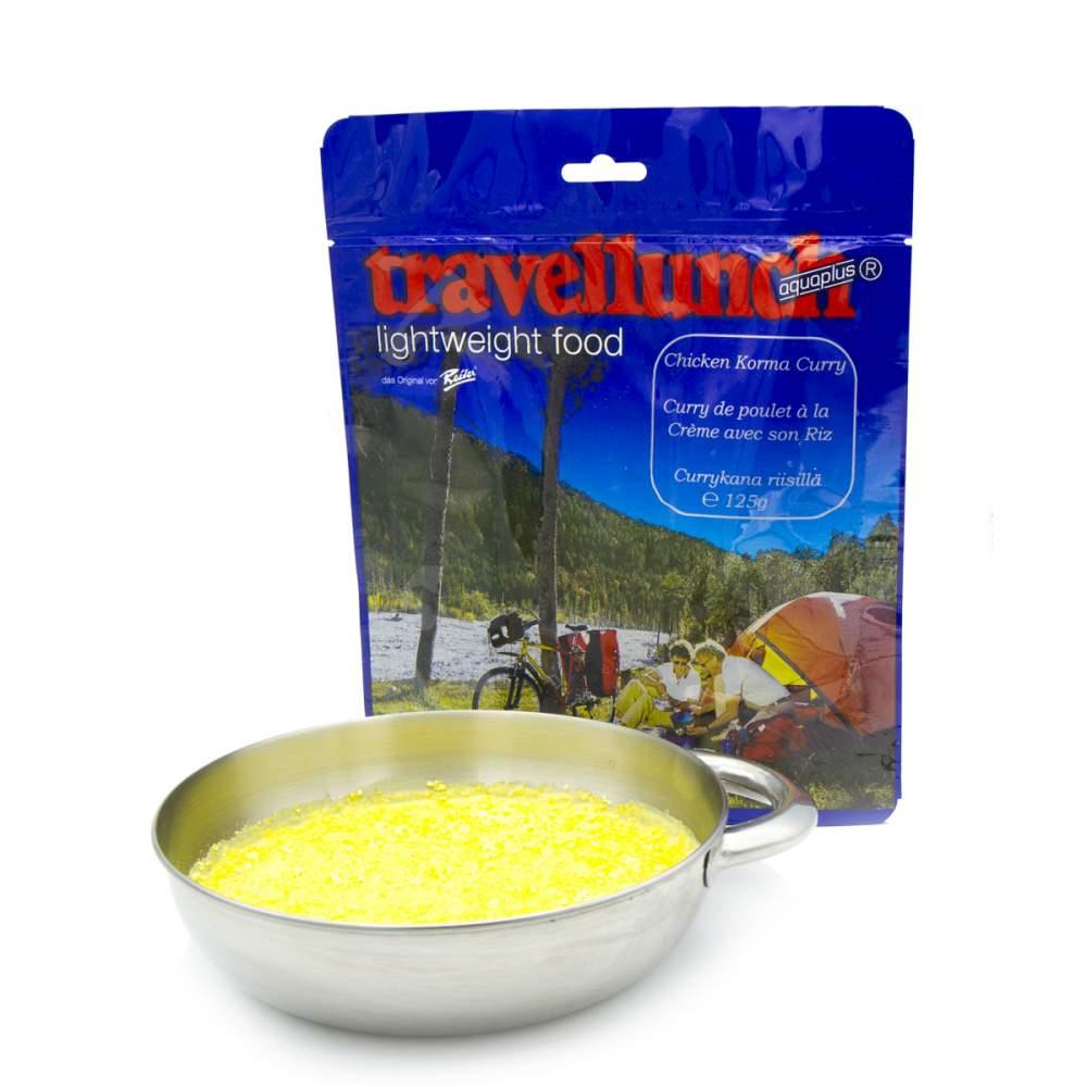 Сублімована їжа Travellunch Курка каррі ніжна 125 г