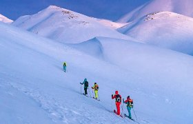 Скітур/Фрірайд лижі та кріплення