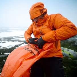 Термоодеяло Lifesystems Mountain Survival Bag