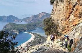 Лікійська стежка в Туреччині