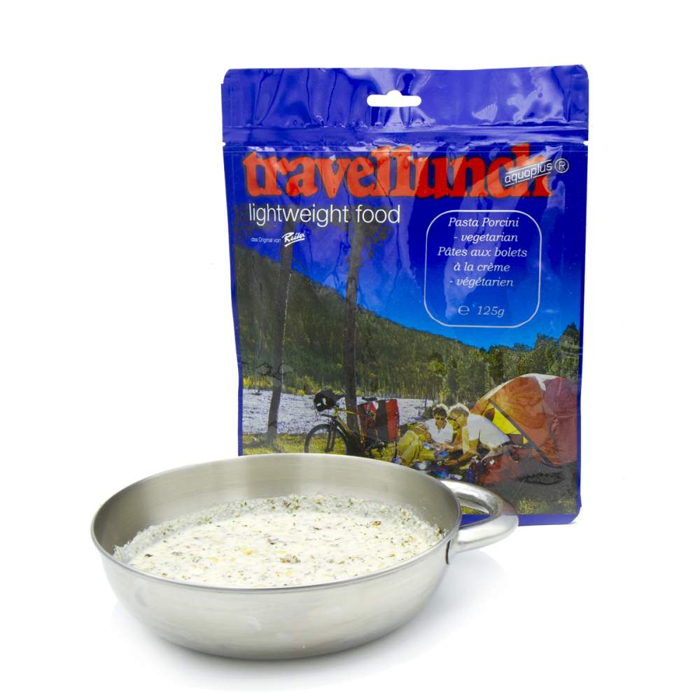 Сублімована їжа Travellunch Паста з білими грибами 250 г 2 порції