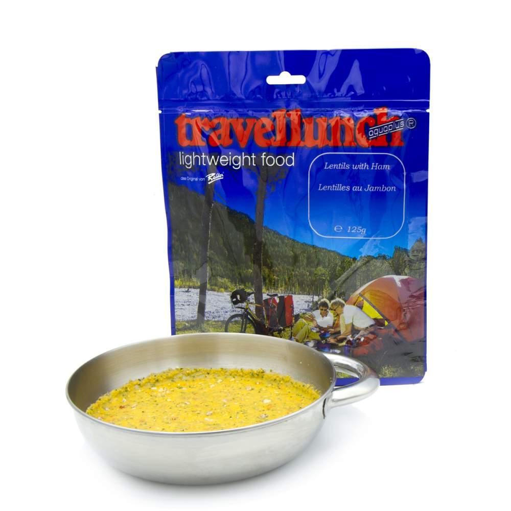 Сублімована їжа Travellunch Сочевиця з шинкою 250 г 2 порції