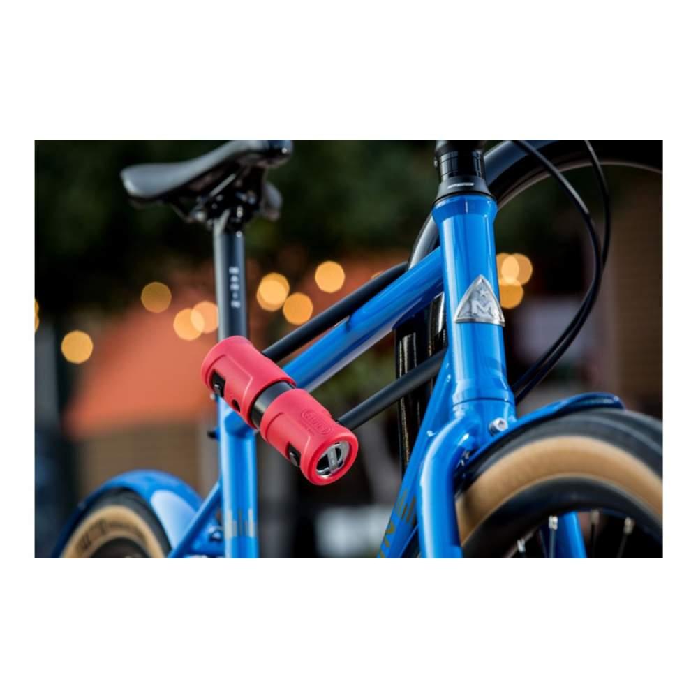 Велозамок U-подібний Abus 440A/170HB230 Alarm USH