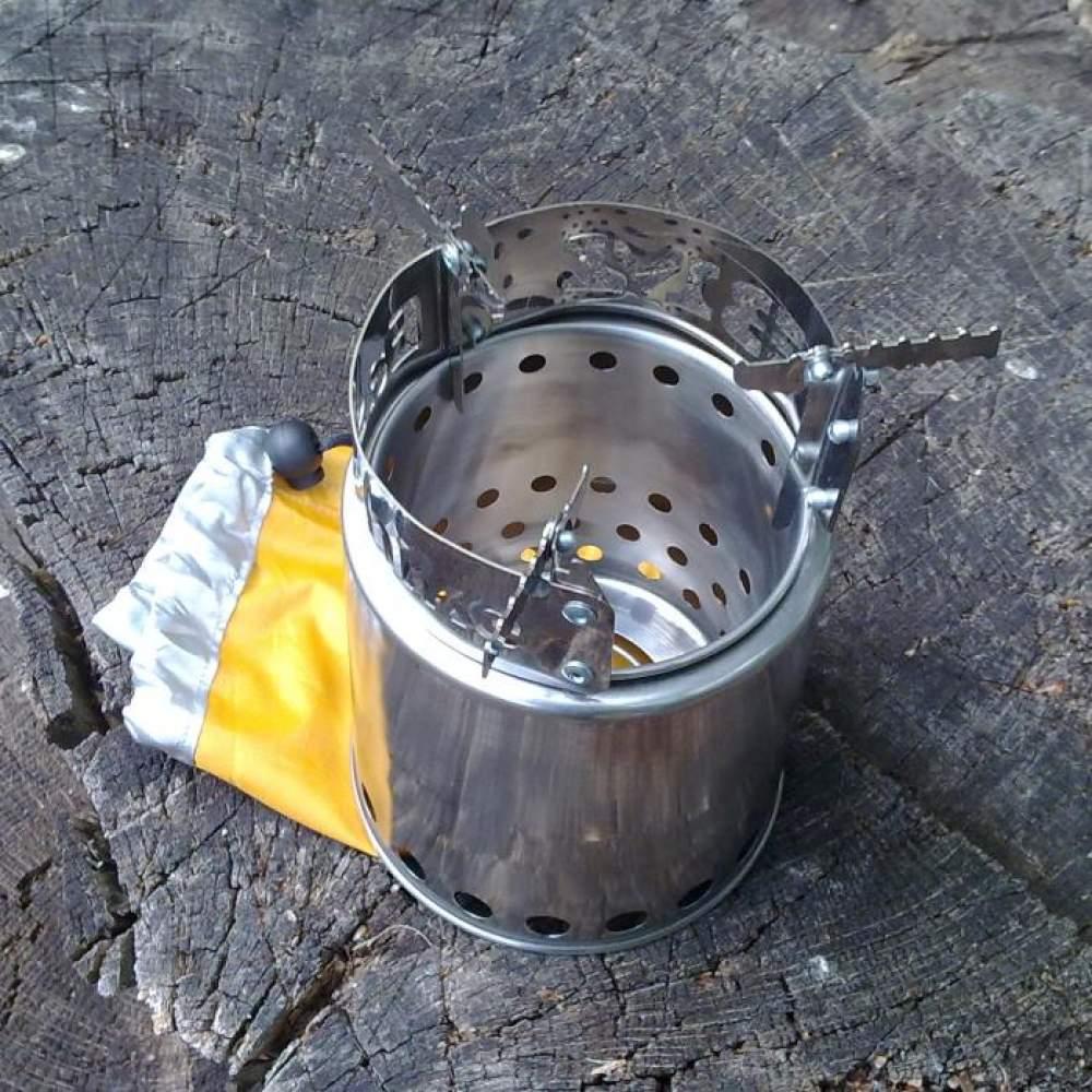 Пічка твердопаливна Airwood Solo BM