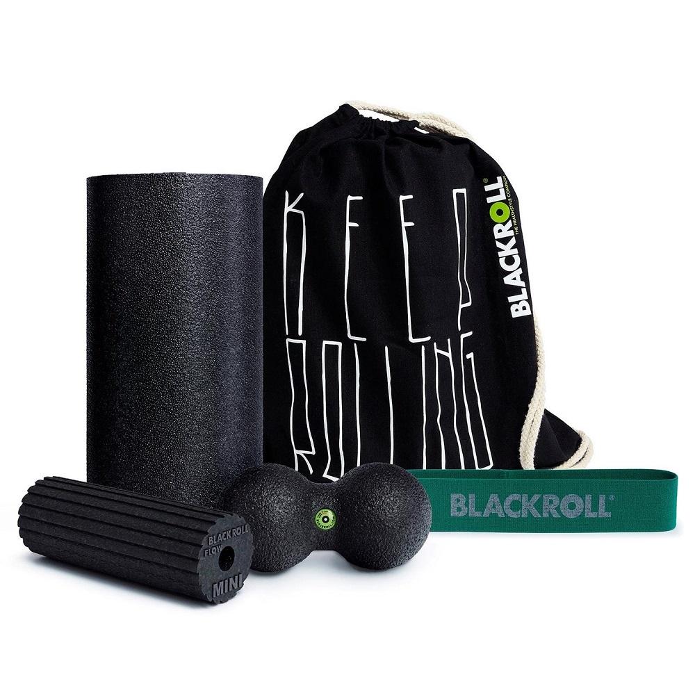 Набор для фитнеса Blackroll Home Fitness Set