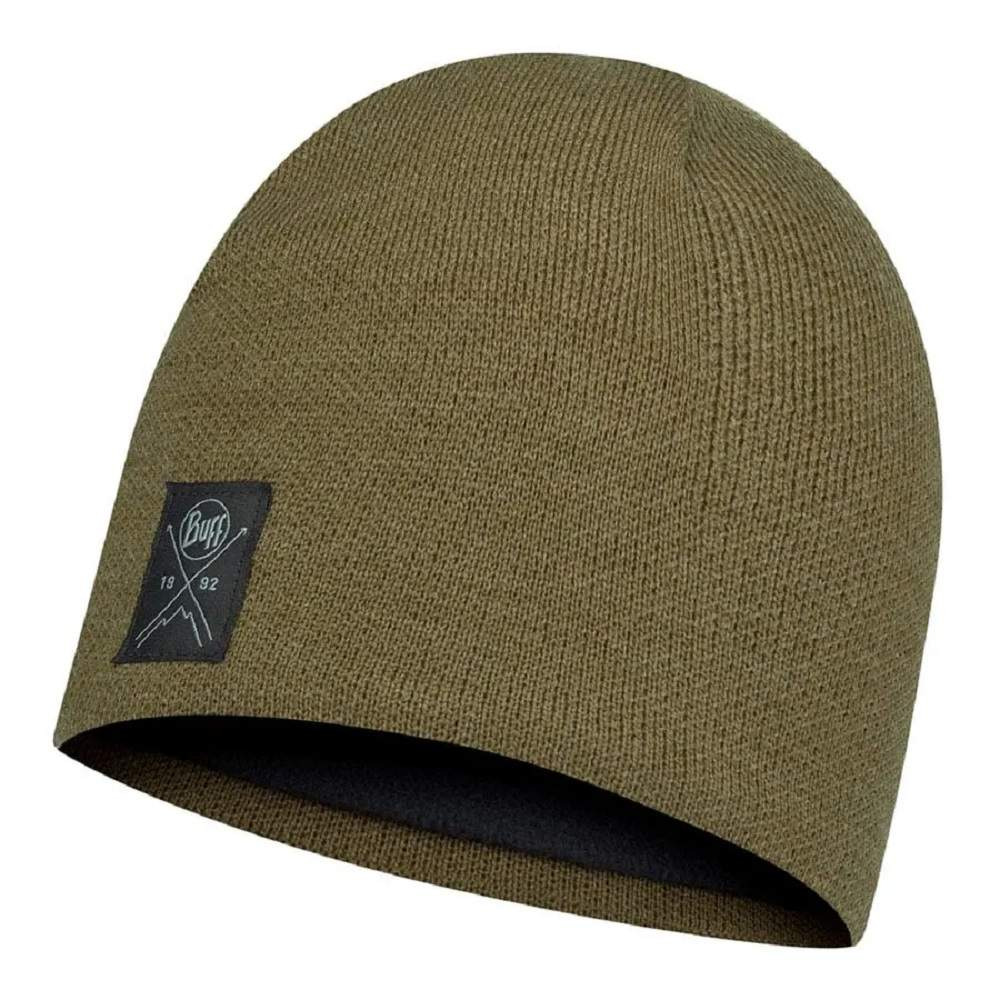Шапка Buff Knitted and Fleece Hat Solid