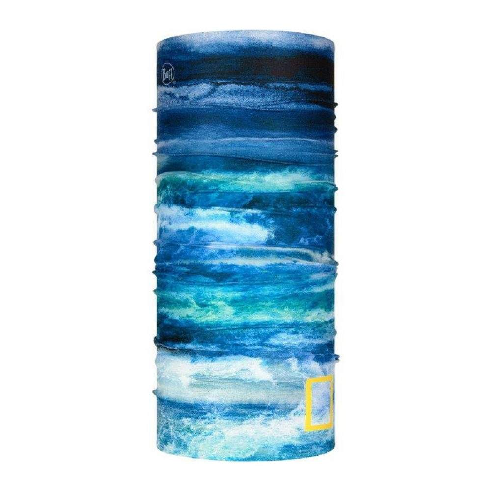 Повязка Buff National Geographic Coolnet UV+ zankor blue