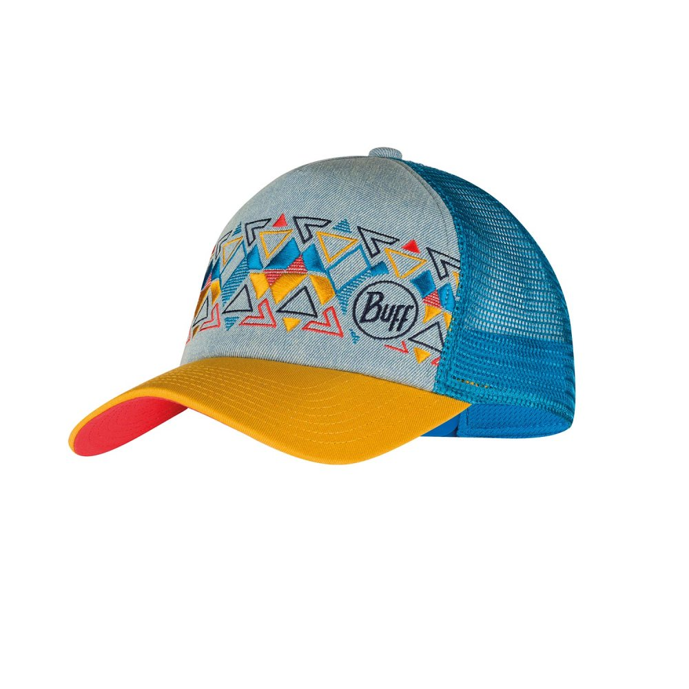 Кепка Buff Trucker Cap Ladji Multi