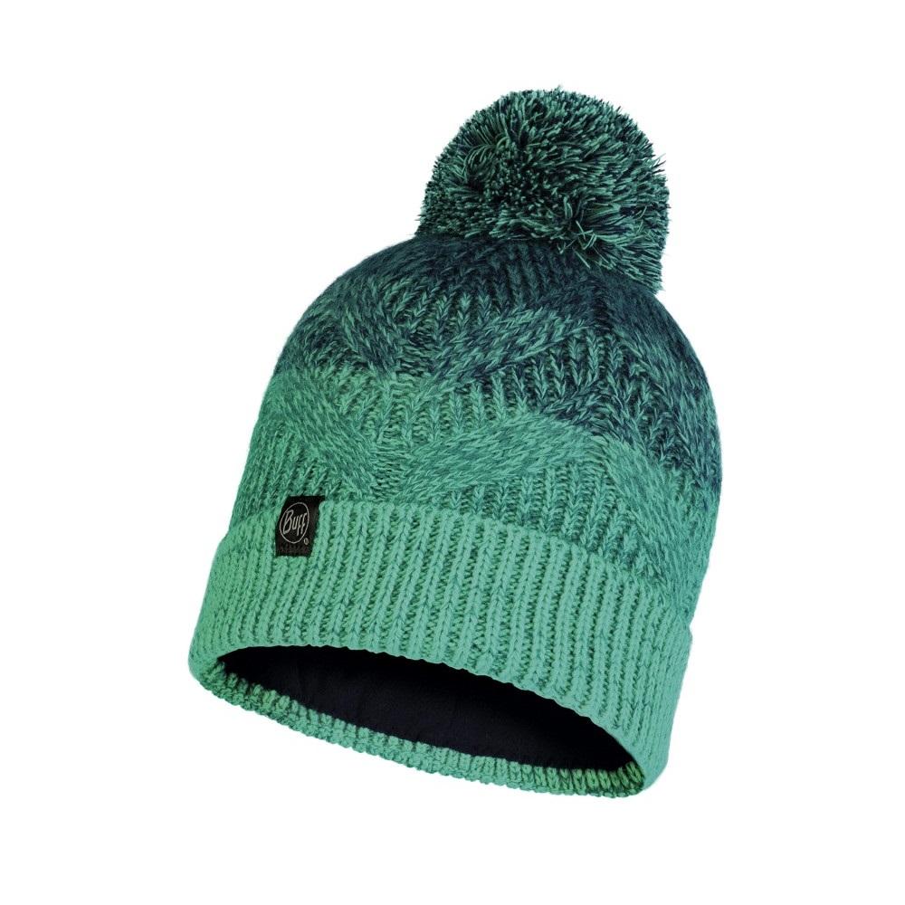 Шапка Buff Knitted and Polar Hat Masha Turquoise