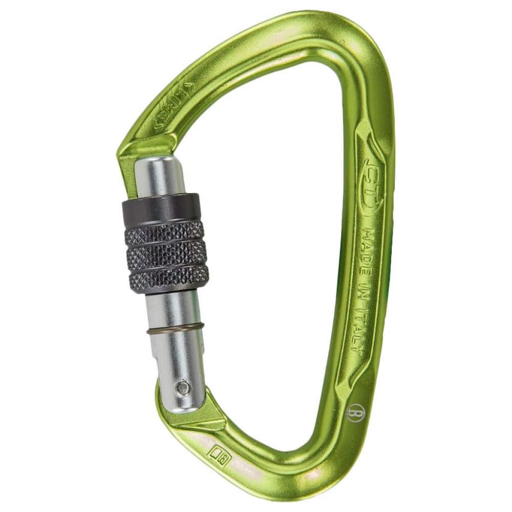 Карабин Climbing Technology Lime SG 2C45800 ZZB