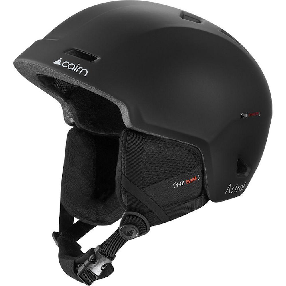 Шолом Cairn Astral Mat black 59-60 см