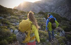 Рюкзаки для альпинизма