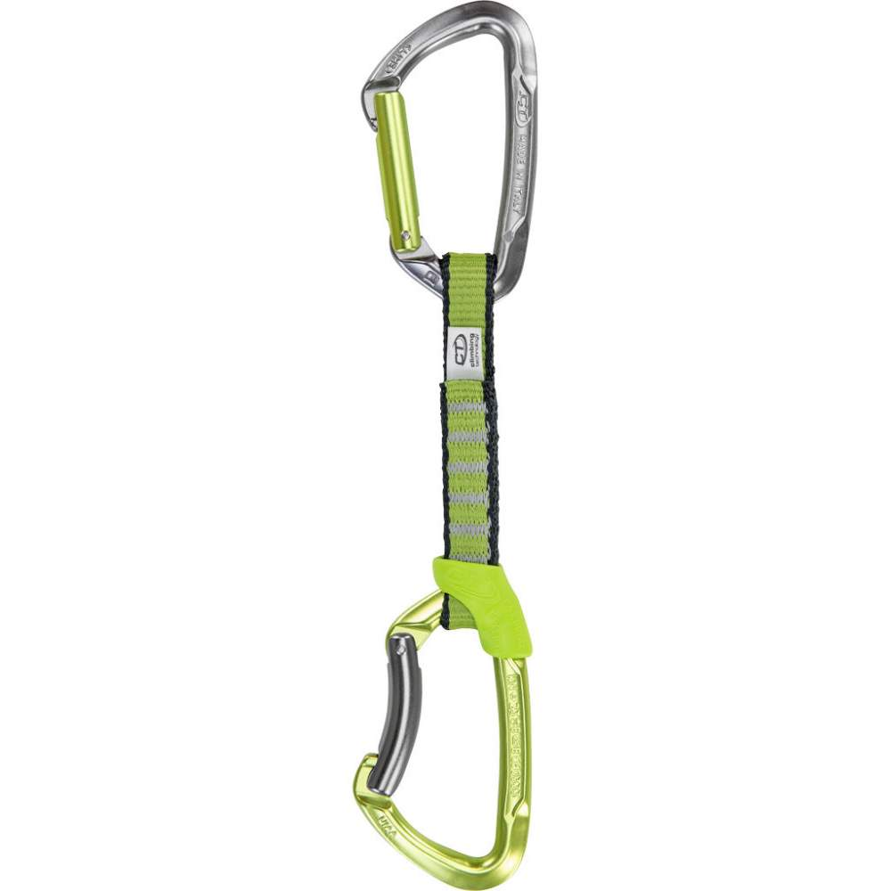 Оттяжка Climbing Technology Lime Set NY 12 см (anodized)