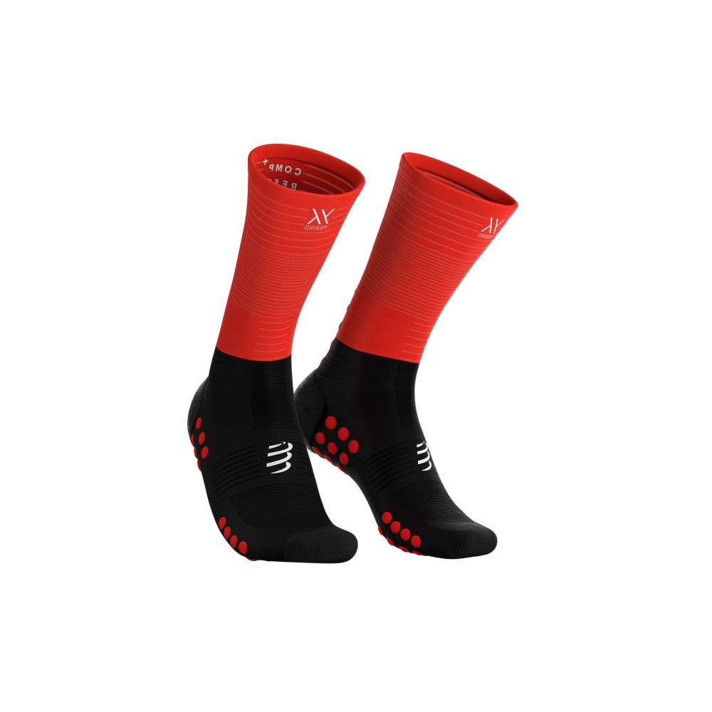 Носки Compressport Mid Compression Socks Run