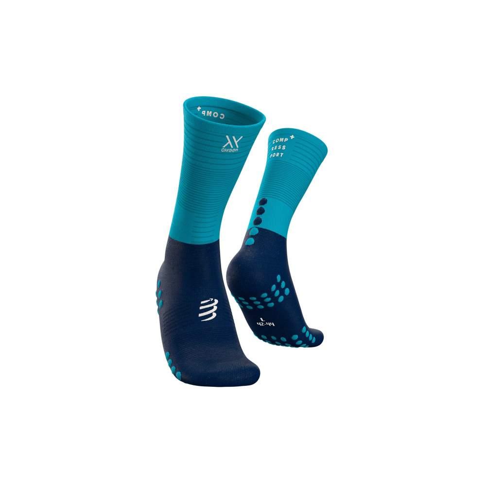 Шкарпетки Compressport Mid Compression Socks Run