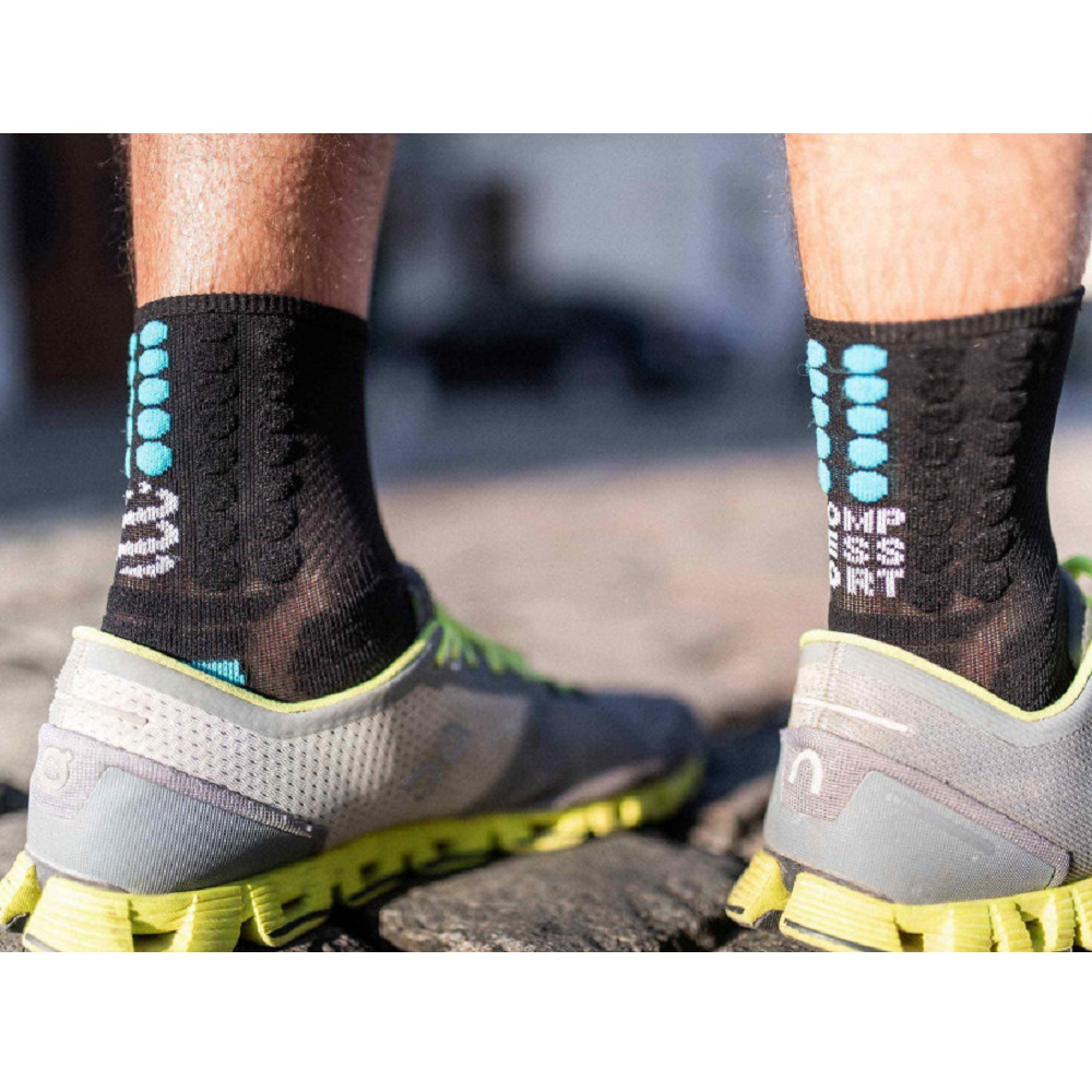 Шкарпетки Compressport Pro Marathon Socks