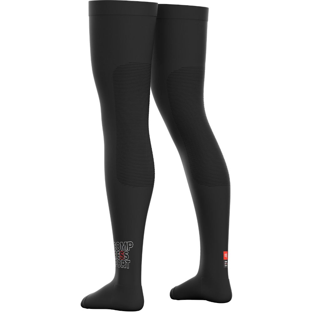 Компрессия ног Compressport Total Full Leg