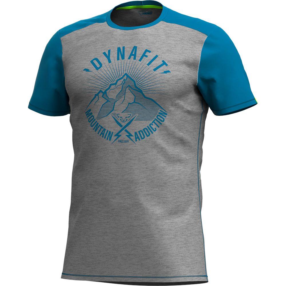 Футболка Dynafit Transalper Light S/S Tee Mns