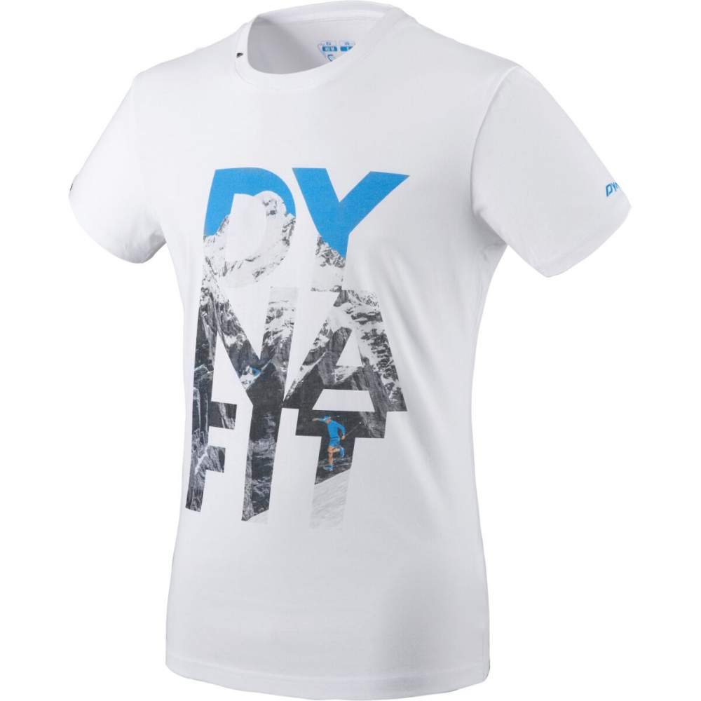 Футболка Dynafit Digital Cotton S/S Tee Men