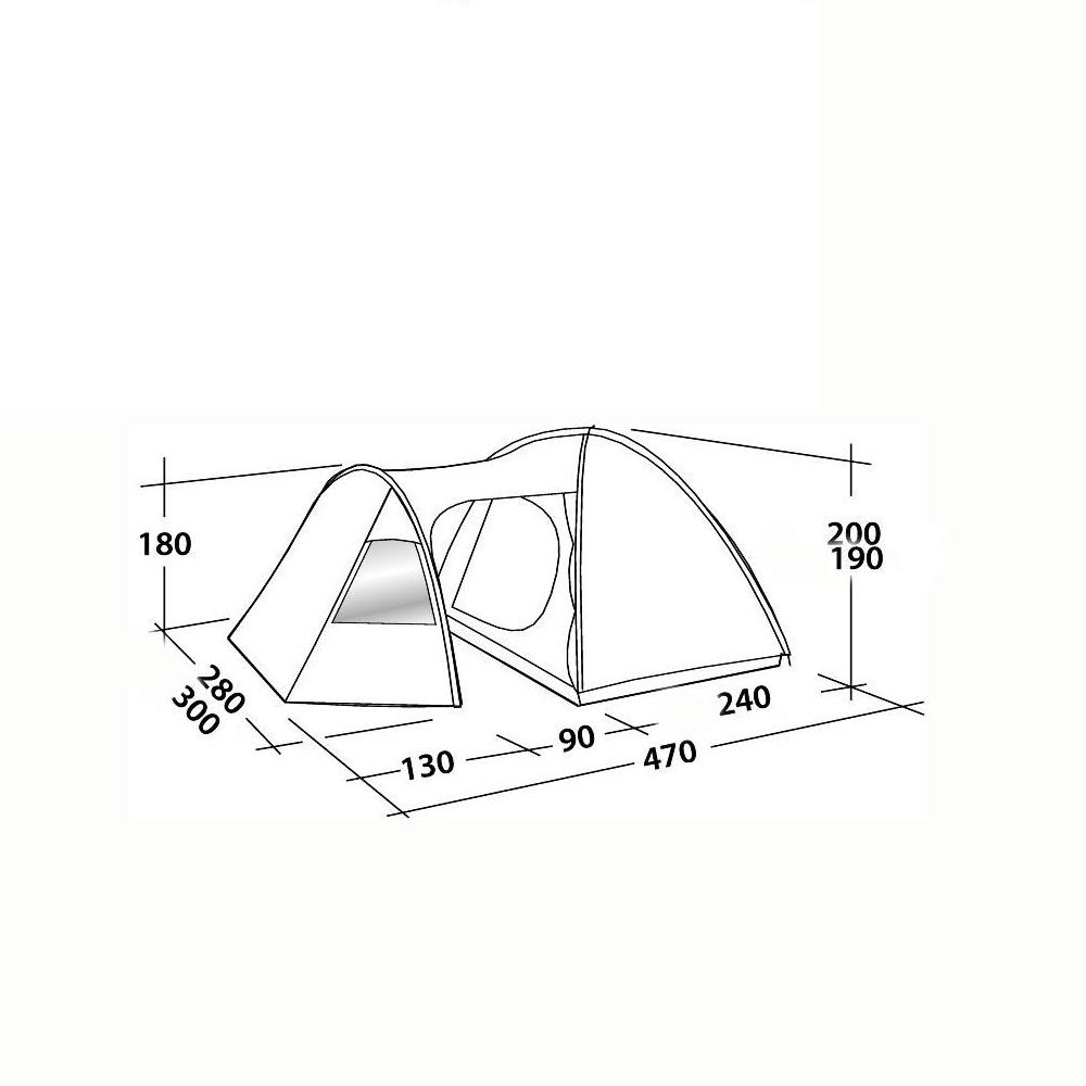 Намет Easy Camp Eclipse 500