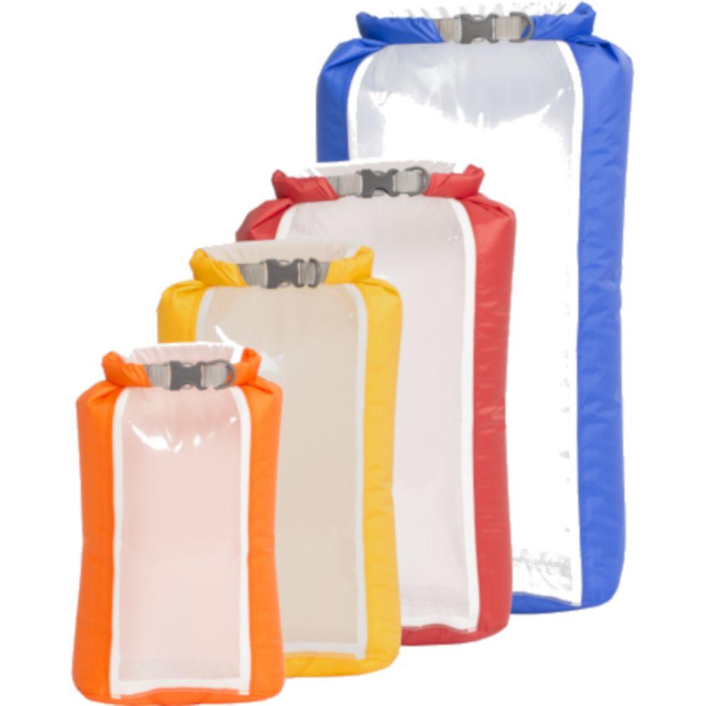 Набір гермомішків Exped Fold Drybag XS-L CS 4 Pack