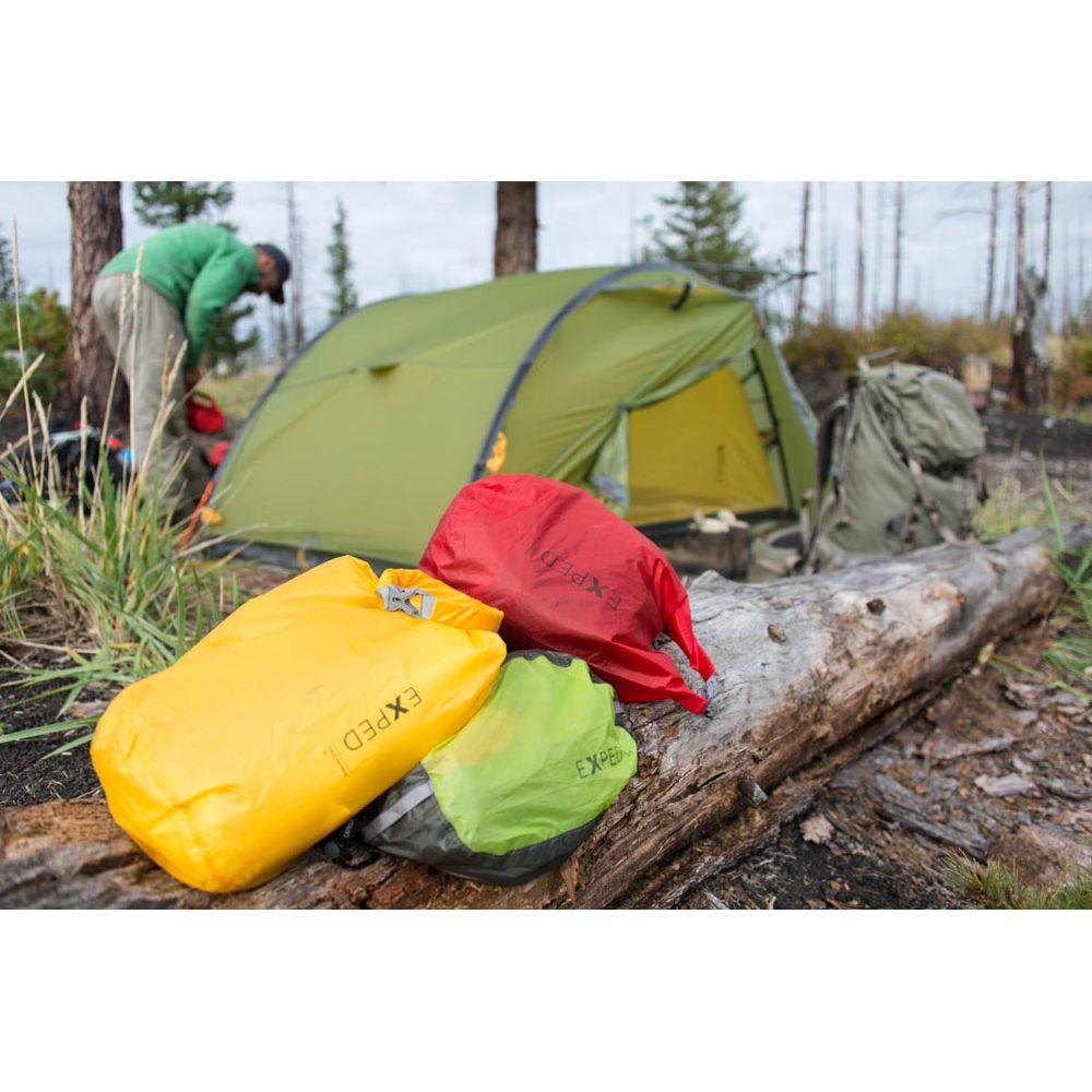 Набір гермомішків Exped Fold Drybag XS-L UL 4 Pack