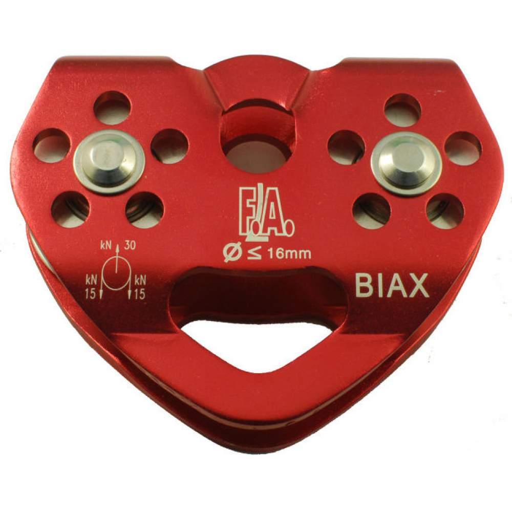Блок-ролик FA Biax