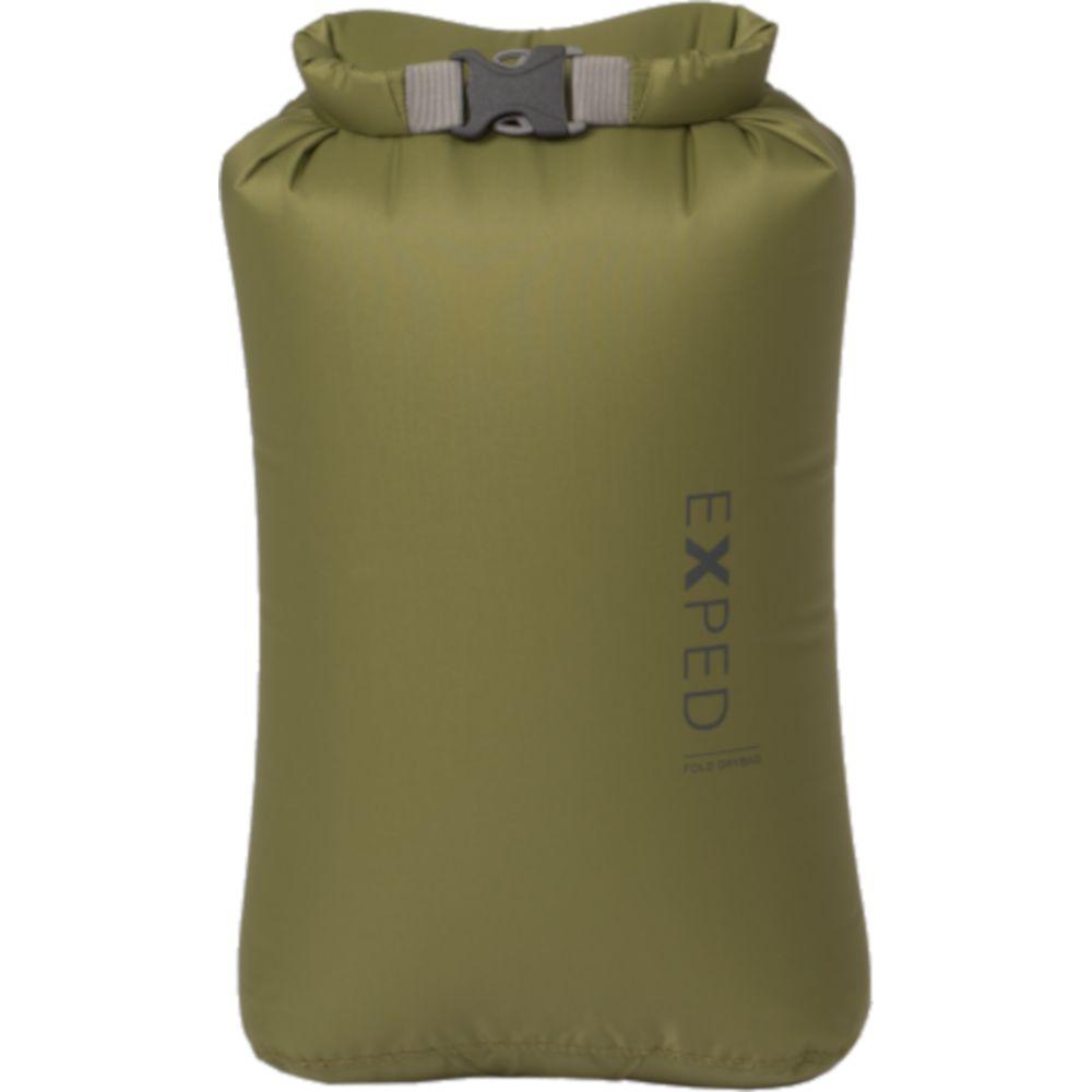 Гермомешок Exped Fold Drybag XS