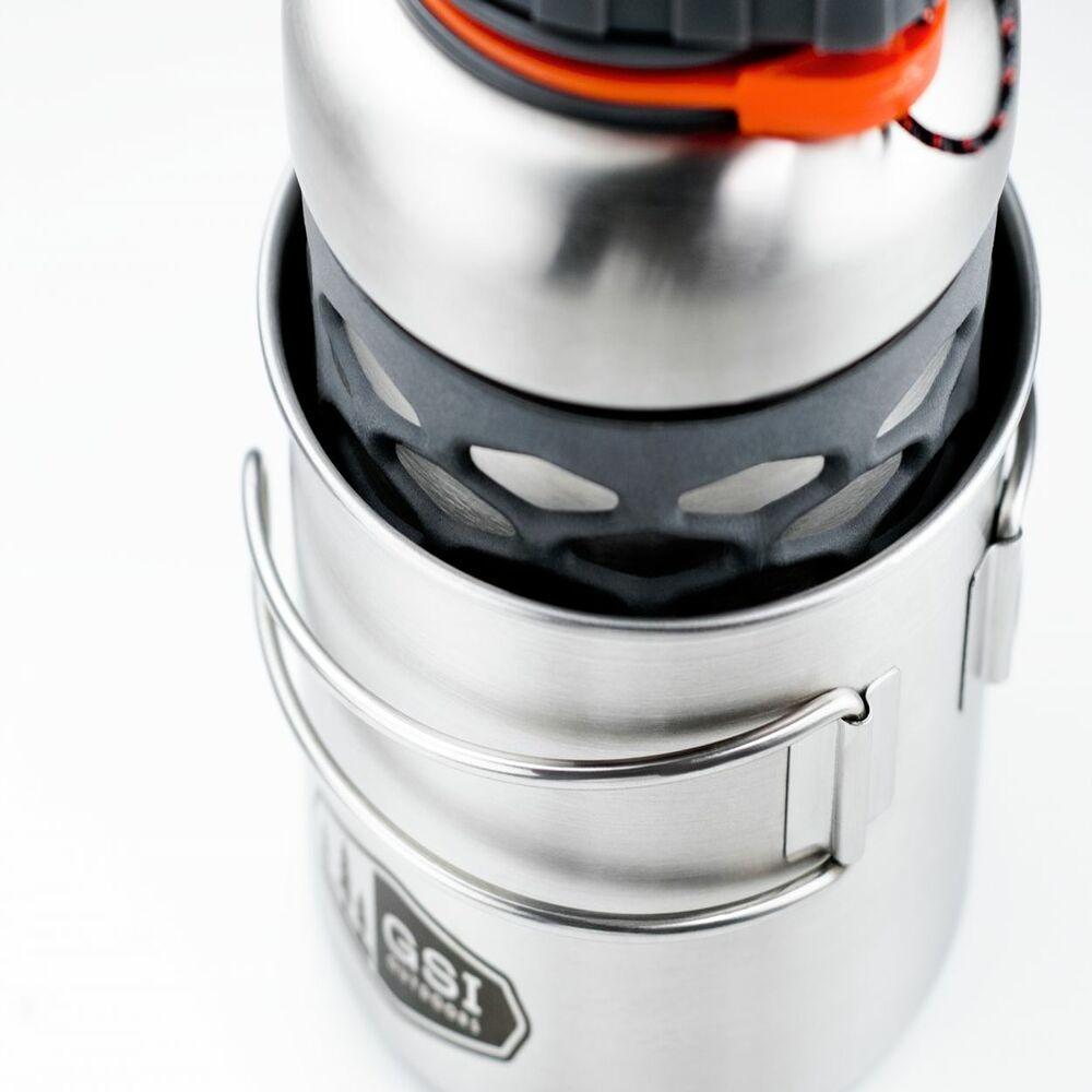 Чашка GSI Glacier Stainless Bottle Cup / Pot