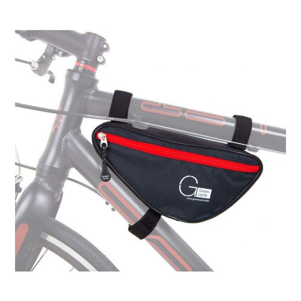Велосумка на раму Green Cycle F-Angle