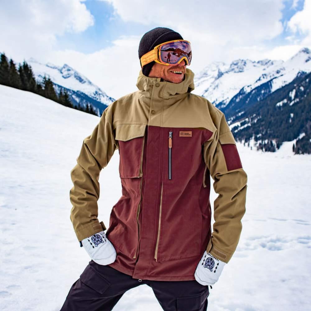 Куртка Horsefeathers Herald Jacket Mns