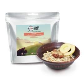 Гранола з абрикосовим йогуртом James Cook