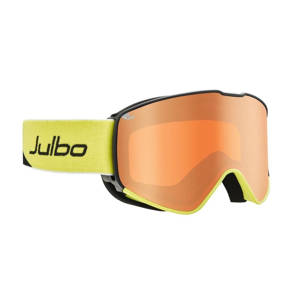 Маска Julbo Alfa Black White Yellow