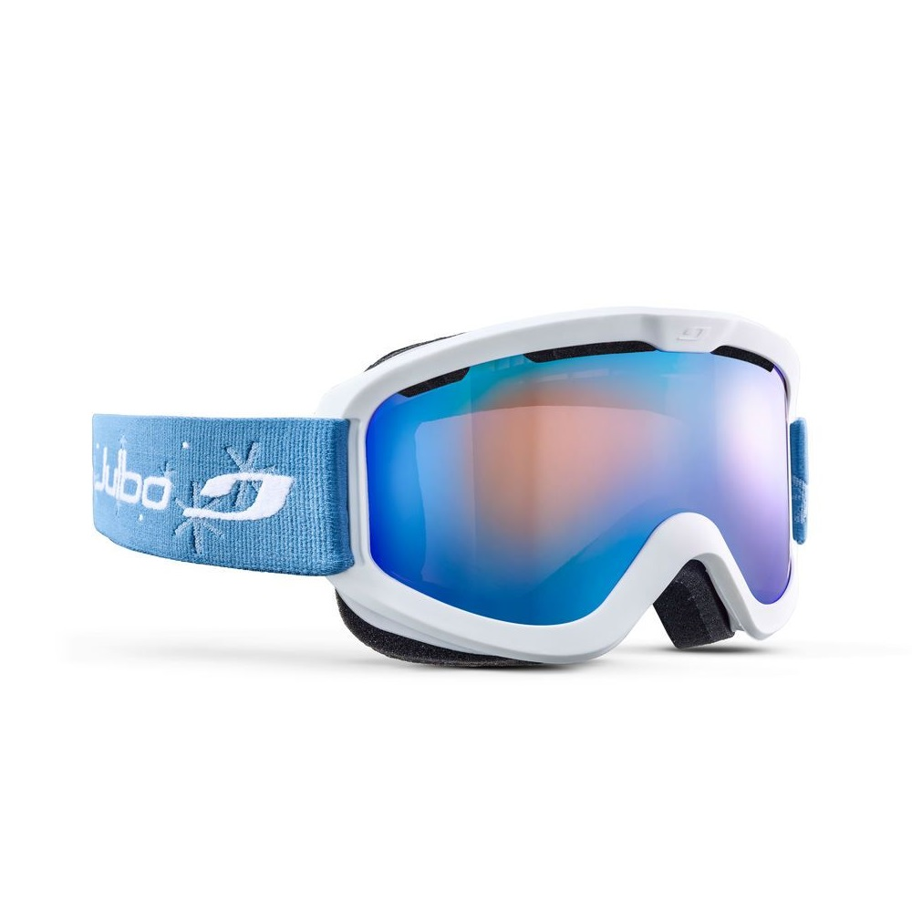 Маска Julbo June White Blue Flakes