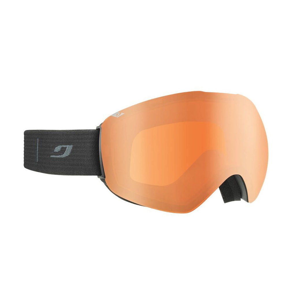 Маска Julbo Spacelab Black Grey Lignes Spectron 2