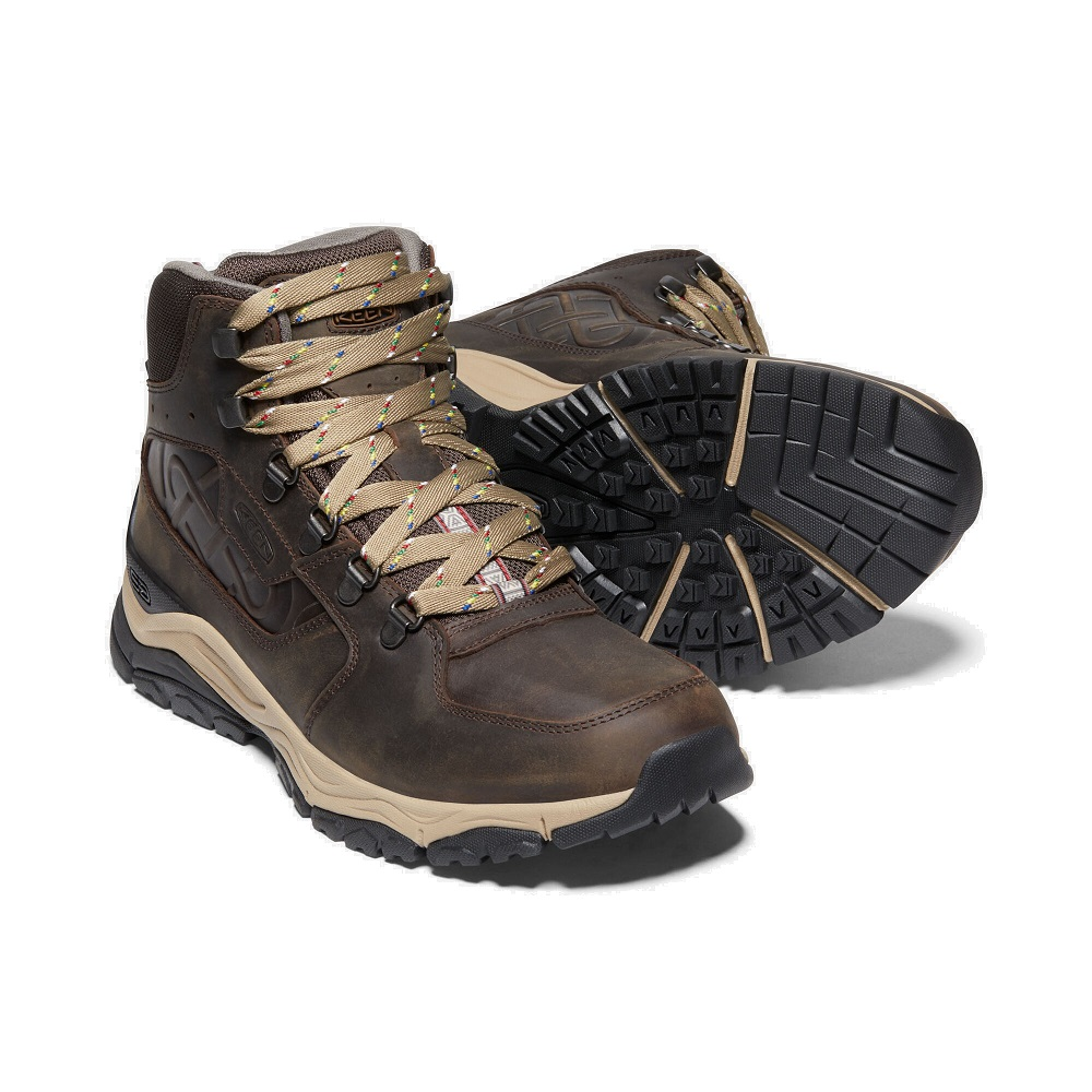 Черевики Keen Innate Leather Mid WP LTD Mns