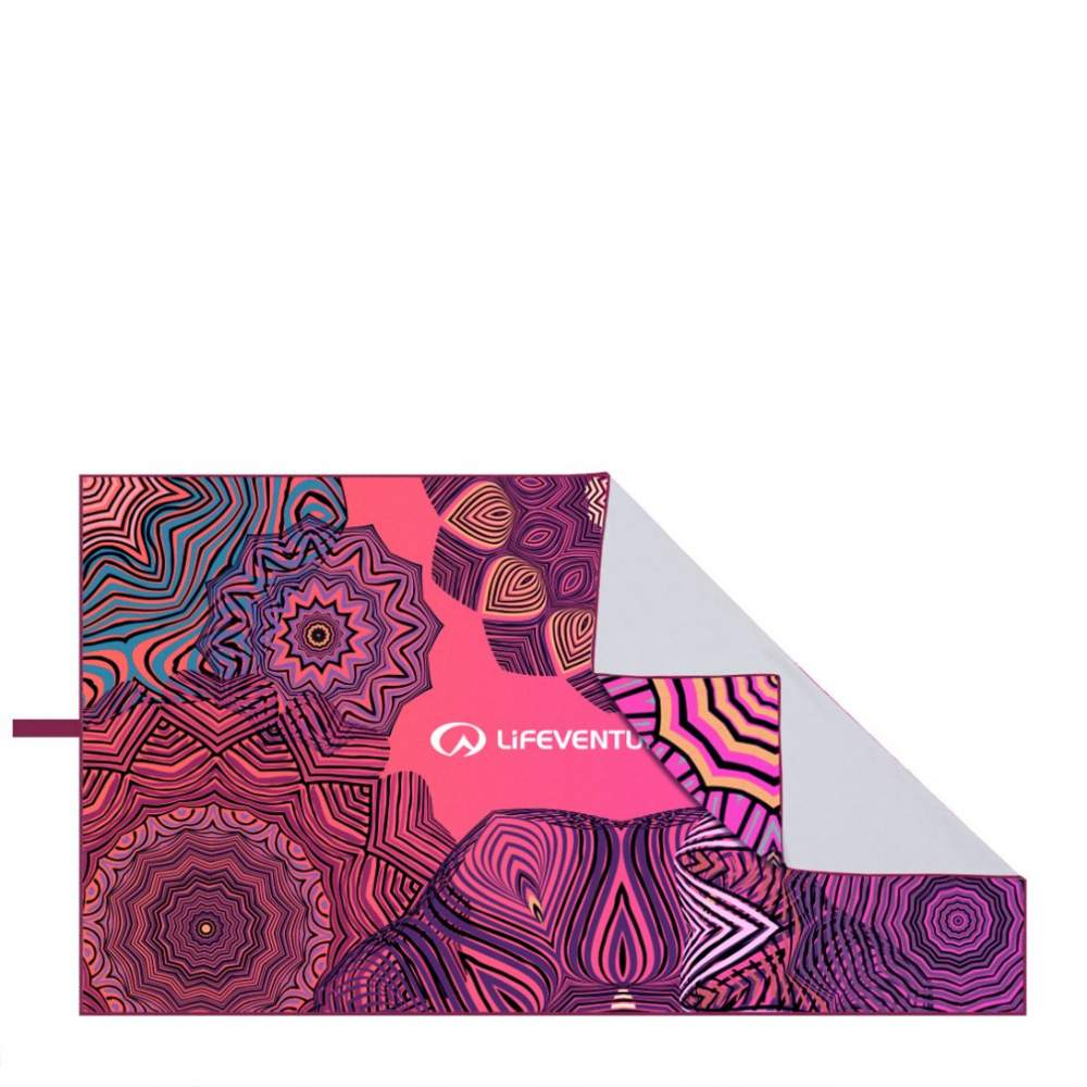 Полотенце Lifeventure Soft Fibre Printed