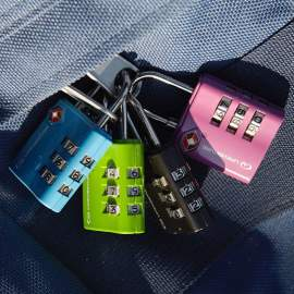 Замок Lifeventure TSA Combi Lock