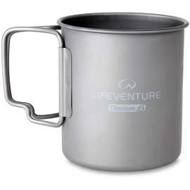 Горнятко Lifeventure Titanium