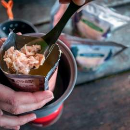 М'ясо курки тушковане James Cook 350 г