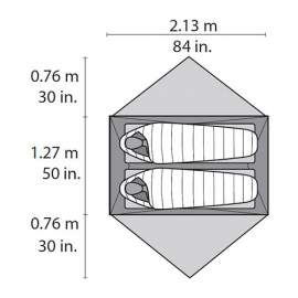 Намет MSR Hubba Hubba NX