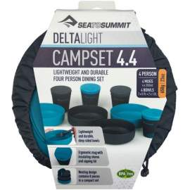 Набор посуды Sea To Summit DeltaLight Camp Set 4.4