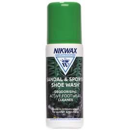 Средство для чистки обуви Nikwax Sandal Wash 125 ml