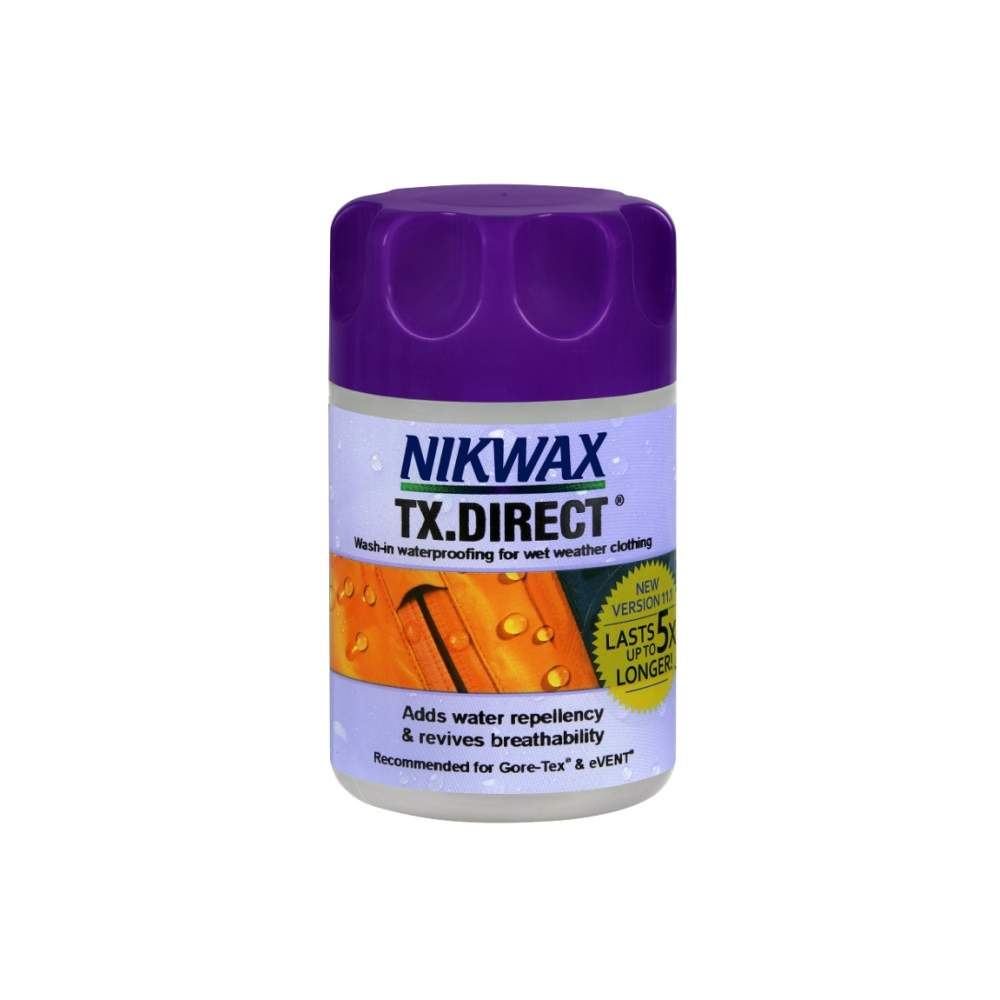 Водовідштовхуючий засіб Nikwax TX.Direct Wash-in bottle mini 100 мл