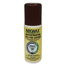 Паста Nikwax Waterproofing Wax for Leather brown 125 мл
