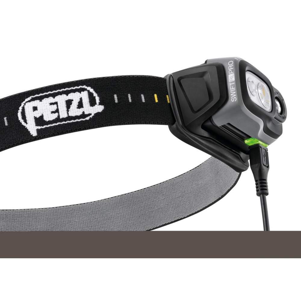 Ліхтарик Petzl Swift RL Pro 900Лм