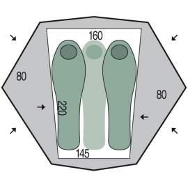 Палатка Pinguin Aero 3