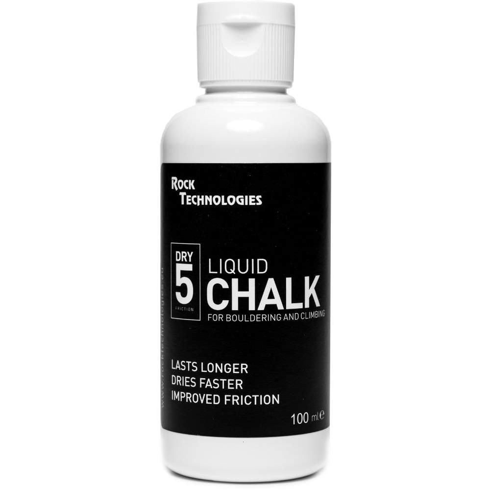 Магнезія рідка Rock Technologies Dry 5 Liquid Chalk 100 мл