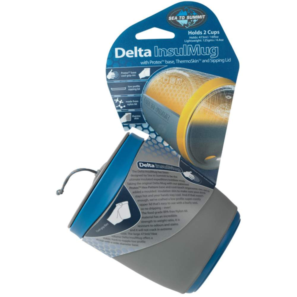 Кружка Sea to Summit Delta InsulMug